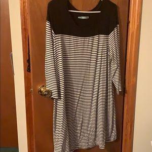 Maurice's T-shirt dress size XL